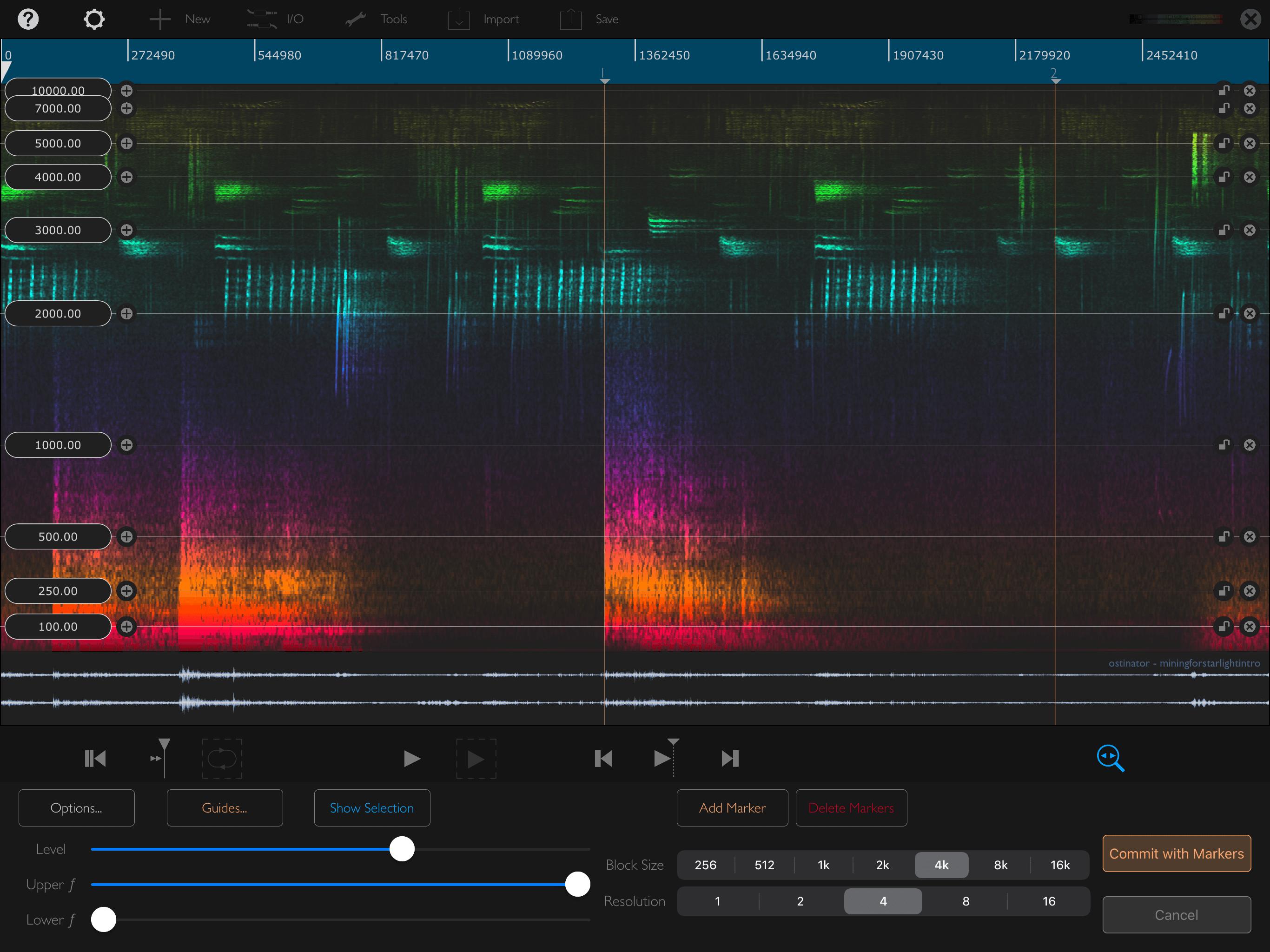 Auditor Spectrum 1